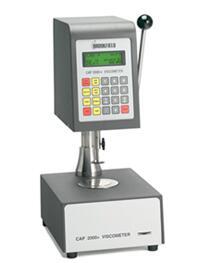 按照GB9751如何使用锥板粘度计进行测量